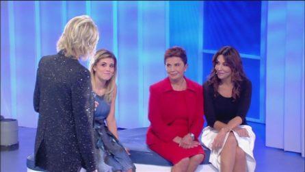 """Sabrina Ferilli a C'è posta per te, è la """"sorpresa"""" per i genitori di Claudia"""