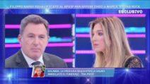 """Domenica Live - Filippo Nardi: """"Non sono violento e sessista"""""""