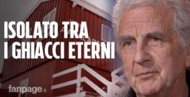 """Robert Peroni, da un anno isolato in Groenlandia per il Covid: """"Qui c'è fame e terrore"""""""