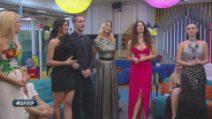 Grande Fratello VIP - Maria Teresa, Dayane e Tommaso sono salvi