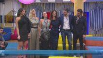 Grande Fratello VIP - Stefania, Rosalinda e Andrea sono salvi