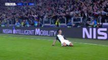 Champions, Juventus-Lokomotiv Mosca 2-1: gol e highlights