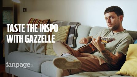 Taste The Inspo with Gazzelle