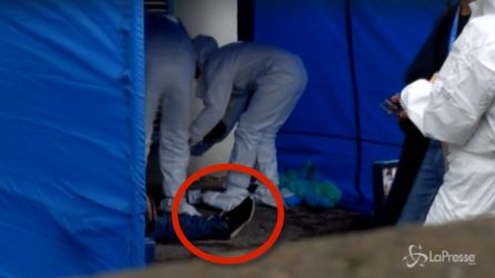 Milano, uomo trovato morto con mani e piedi legate