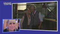 Uomini e Donne: il bacio di Gemma e Jean Pierre in esterna