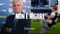 """Marcello Nicchi: """"Quello su de Ligt non è calcio di rigore, il regolamento è chiaro"""""""