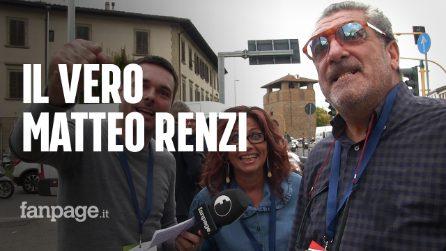 Leopolda: tutti contro Zingaretti e Salvini, ma le frasi erano di Matteo Renzi