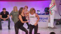 Uomini e Donne: i balli sensuali di Francesca Tocca e Umberto Gaudino