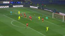 Champions League, la gol collection delle partite delle 19 di oggi 22 ottobre
