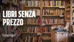 Roma, a Torpignattara c'è la Casa dei libri senza prezzo