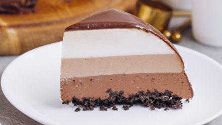 Cheesecake moka: il dolce perfetto per gli amanti del caffè!