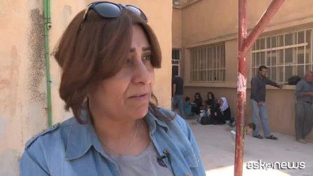 I racconti degli sfollati curdo-siriani: L'America ci ha venduto
