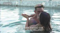 Uomini e Donne, il video dell'esterna di Giulia e Alessandro