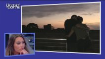 Uomini e Donne, il video dell'esterna di Alessandro e Aurora