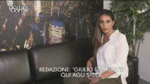 Uomini e Donne, trono classico: Veronica rinuncia all'esterna con Giulio