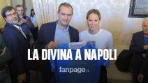 """Federica Pellegrini a Napoli per International Swimming League: """"Dopo Tokyo 2020? Poi decido"""""""