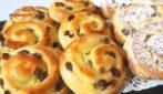 Girelle danesi: la ricetta soffice, bella e golosa