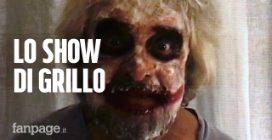 """10 anni M5S, show di Beppe Grillo: """"Reddito universale per tutti e voto a 16 anni"""""""