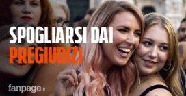 """Body Positive Catwalk, a Milano la sfilata contro i pregiudizi: """"Siamo tutti esseri umani"""""""
