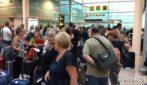 L'aeroporto di Barcellona paralizzato da proteste indipendentisti