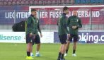 Liechtenstein-Italia: la probabile formazione di Mancini