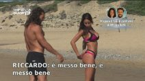 Il weekend di Delia Duran con il single Riccardo a Temptation Island Vip