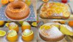 4 dolci con l'arancia soffici e golosi!