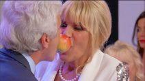 Uomini e donne, il bacio tra Gemma e Jean Pierre