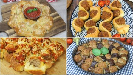 4 recipes with meatballs too delicious not to try them!