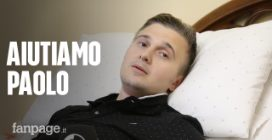 """Una speranza per Paolo Chillè, affetto da raro tumore: """"Partiamo per la California per guarire"""""""