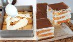 Tiramisù con fette biscottate: un modo diverso per assaporare questa delizia