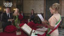 Uomini e Donne trono over, il matrimonio di Paola Facchinetti e Leoluca Campagna