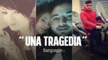 """Incidente Adrano, funerali delle quattro vittime morte nell'incidente d'auto: """"Distrutte 4 famiglie"""""""
