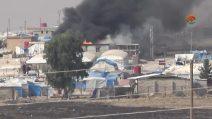 Rivolta, incendio e fuga: così sono scappati centinaia di seguaci dell'Isis prigionieri dei curdi