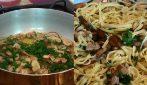 Tagliatelle ai funghi porcini: un semplice ma gustoso primo piatto