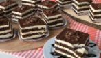 Tortini soffici cioccolato e crema: impossibile resistere a tanta delizia