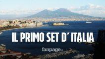Napoli è il primo set d'Italia: girati oltre 1000 film negli ultimi 5 anni