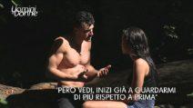 Uomini e Donne, il video dell'esterna di Alessandro e Noemi