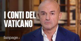 "Gianluigi Nuzzi: ""Perchè il Vaticano rischia di fallire"""