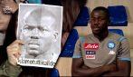 """Koulibaly: """"Il razzismo va combattuto ogni giorno"""""""
