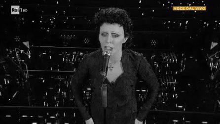 Lidia Schillaci interpreta Edith Piaf a Tale e Quale Show