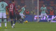 Serie A: Bologna-Inter, il gol di Soriano