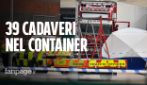 Regno Unito, trovati 39 cadaveri nel container: arrestato il camionista
