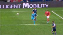 Champions: Benfica-Lione, papera di Anthony Lopes e Pizzi segna