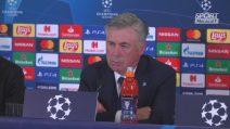 """Champions, Ancelotti: """"Insigne? Gliel'avevo detto..."""""""