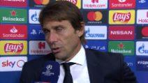 """Inter, Conte: """"Non i favoriti nel gruppo, ma siamo vivi"""""""