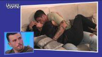 Uomini e Donne: il bacio passionale di Giulio e Giovanna