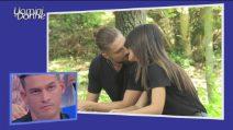Uomini e Donne: ancora baci tra Giulia e Daniele in esterna