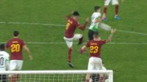 Roma-Borussia 1-1: gol e highlights