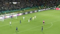 Celtic-Lazio 2-1, gol e highlights